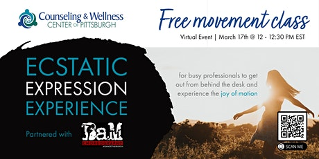 Ecstatic Expression Experience: Intentional Movement  Group tickets