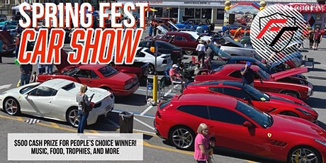 Clearwater Spring Fest Car Show - Sponsored by Key West Car Show tickets