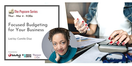 Virtual: Focused Budgeting for Your Business tickets
