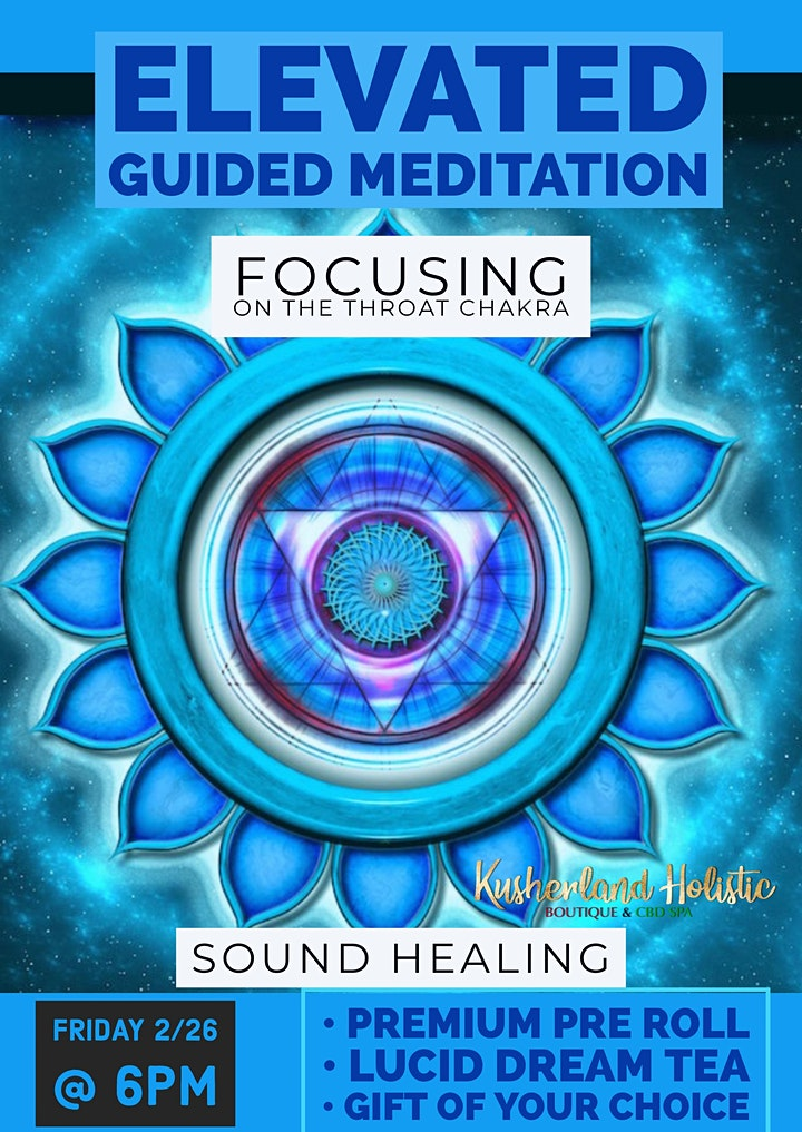 Elevated Guided Meditation image