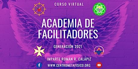 ACADEMIA DE FACILITADORES DE METAFÍSICA 2021 bilhetes
