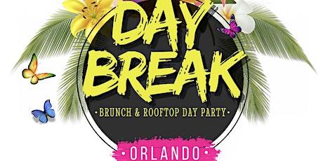 Daybreak- Brunch & Rooftop DayParty tickets