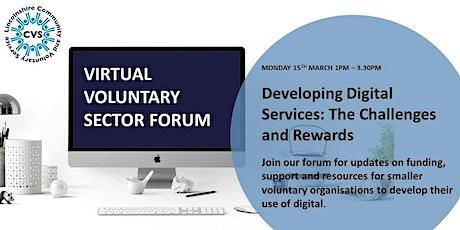 Digital Development: The Challenges & Rewards (VSF Lincolnshire) tickets