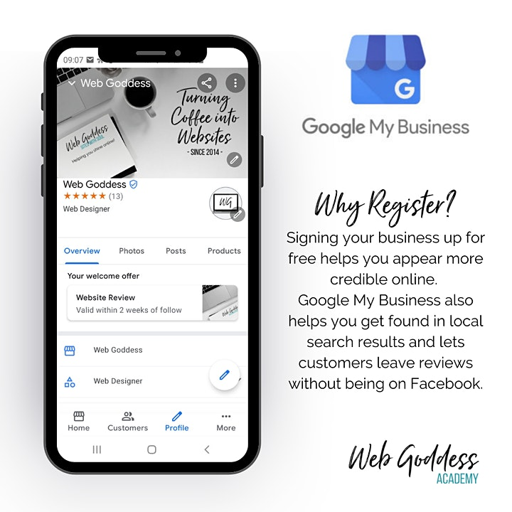 Google My Business Online Training image