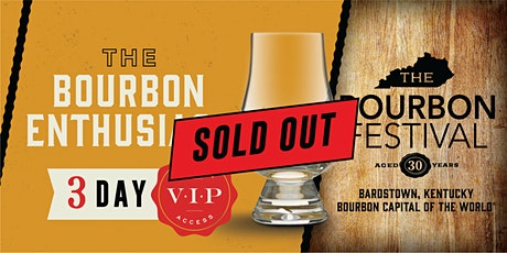 Bourbon Enthusiast- 3 Day VIP tickets