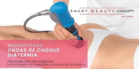 Masterclass Ondas de Choque/Diatermia entradas