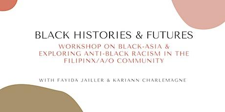 Black Histories & Futures tickets