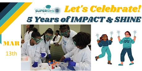 SUPERGirls, Join SGSF for 5 Years of IMPACT & SHINE Kick-off tickets