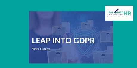 GDPR for HR Consultants - Post Brexit tickets