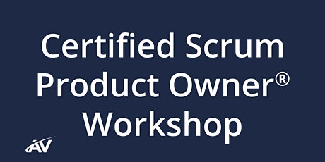 Certified Scrum Product Owner Workshop – LIVE ONLINE ingressos