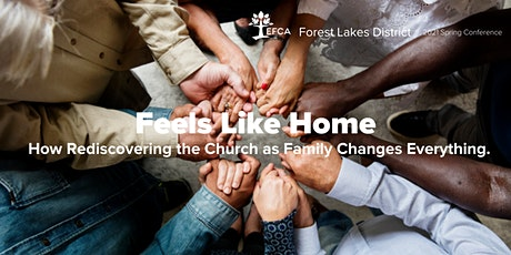 2021 Forest Lakes District Spring Conference tickets