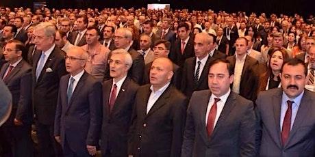 Forum Economique Multisectoriel au Pullman  à Istanbul:3 000 participants ! tickets