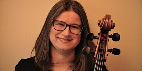 Classe de maître de violoncelle avec Janick Simard billets