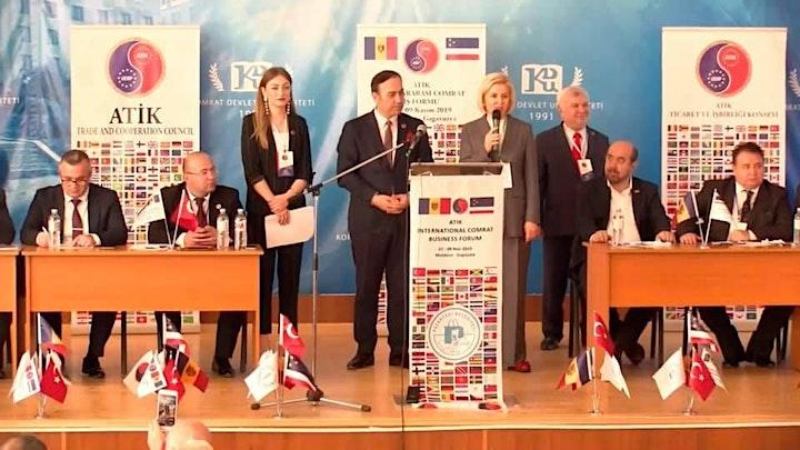 Image pour Forum Economique Multisectoriel au Pullman  à Istanbul:3 000 participants !