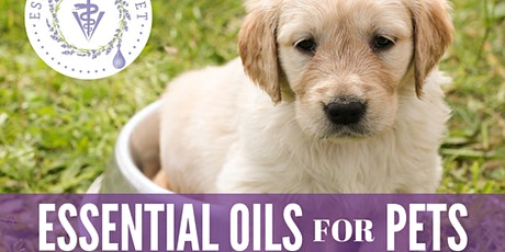 "Animals & Essential Oils: Introduction to Safety & ""How-To"" tickets"