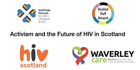 Activism and the Future of HIV in Scotland tickets