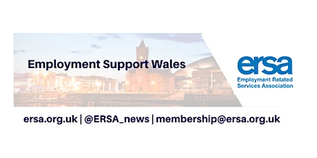 ERSA Online: Employment Support Wales tickets