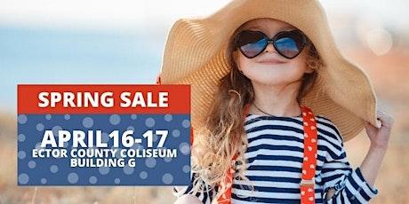 JBF Midland/Odessa Spring Sale tickets