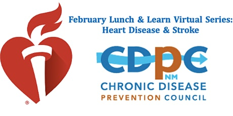 February Virtual Series for Heart Disease & Stroke tickets