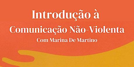 Introdução à Comunicação Não-Violenta - Grupo de Prática 16/03 ingressos
