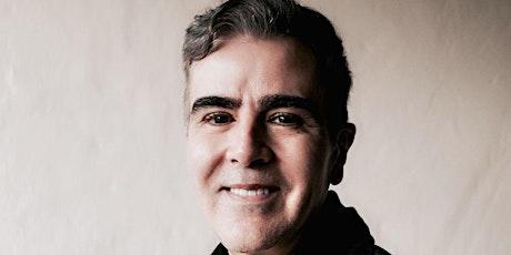 Novel Writing Masterclass with Jorge Franco tickets