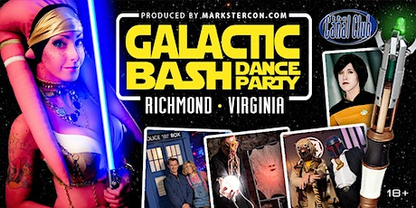 GALACTIC BASH: Dance Party tickets