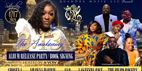 3:13 The Awakening - Album Release Party/ Book signing tickets
