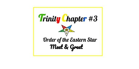 Trinity Chapter #3 Meet & Greet tickets