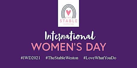 International Women's Day Business Networking Event hosted by The Stable tickets