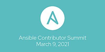 Ansible Contributor Summit 2021.03