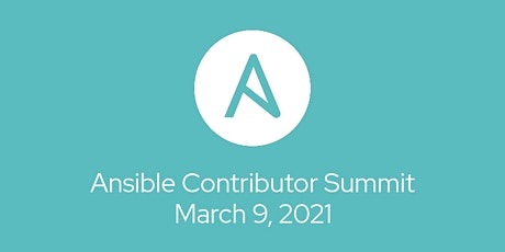 Ansible Contributor Summit 2021.03 tickets