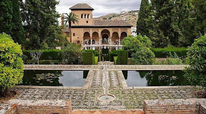 Imagen de El legado del agua: sistema hidráulico de la Alhambra