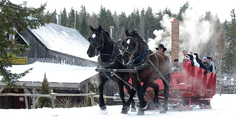 Public Sleigh/Wagon Ride tickets