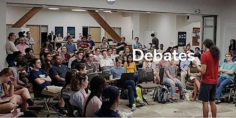 LeTourneau University Braver Angels Debate on Media Corporations tickets