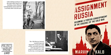 P&P Live! Marvin Kalb | ASSIGNMENT RUSSIA with Ted Koppel tickets