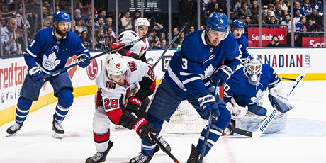 LIVE@!.MaTch Ottawa Senators v Toronto Maple Leafs LIVE ON NHL 2021 tickets