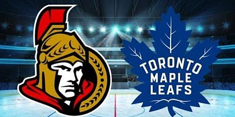 StrEams@!. Ottawa Senators v Toronto Maple Leafs LIVE ON NHL 2021 tickets