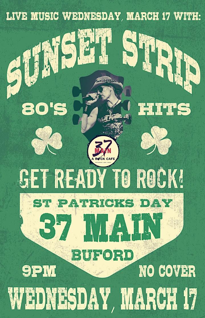 Sunset Strip (80s Rock Hits) image
