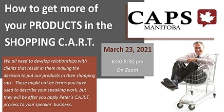How to get more of your PRODUCTS  in the SHOPPING C.A.R.T. tickets