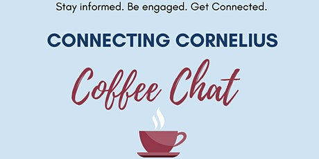 Connecting Cornelius: Virtual Coffee Chat tickets