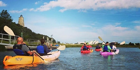 Kayaking the Creeks (2021) tickets