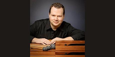 Classe de maître de percussions avec Mario Boivin biglietti