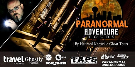 Knoxville Paranormal Adventure Tour - History and Paranormal Investigation tickets