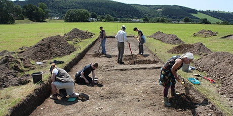 DARGANFOD–DISCOVERY:  a celebration of new archaeological research in Wales tickets