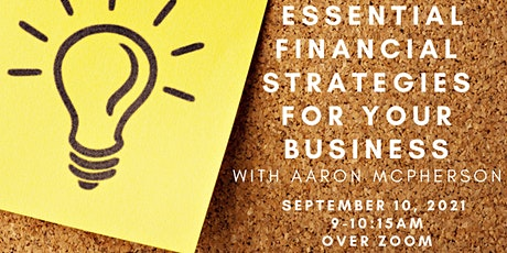 Essential Financial Strategies for Your Business tickets