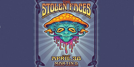 The Stolen Faces Live at Martin's Downtown tickets