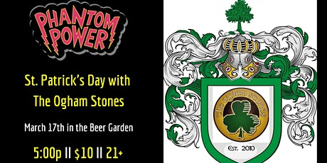 St. Patrick's Day with The Ogham Stones tickets