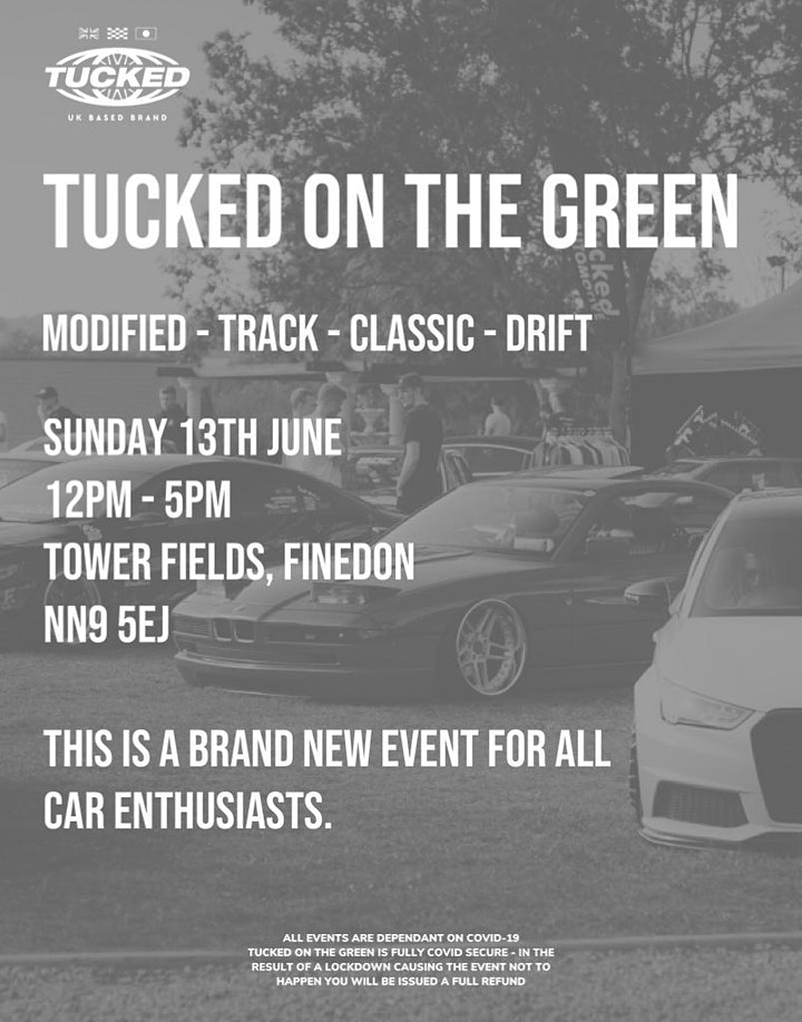 TUCKED ON THE GREEN - SPECTATOR TICKETS ONLY image