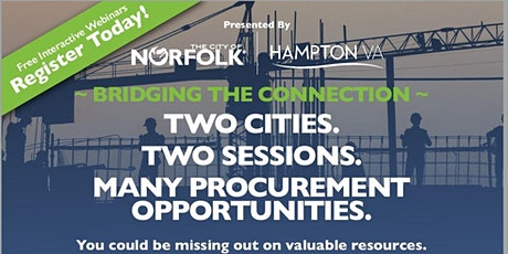 Bridging the Connection: Two Cities.  Two Sessions.  Many Opportunities. tickets