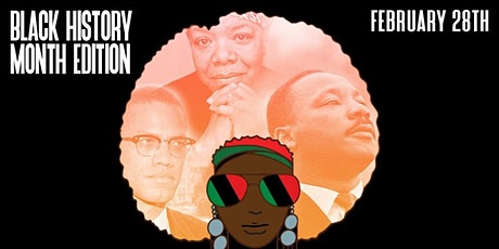 THE BIG BLACK POP UP - BLACK HISTORY MONTH EDITION tickets
